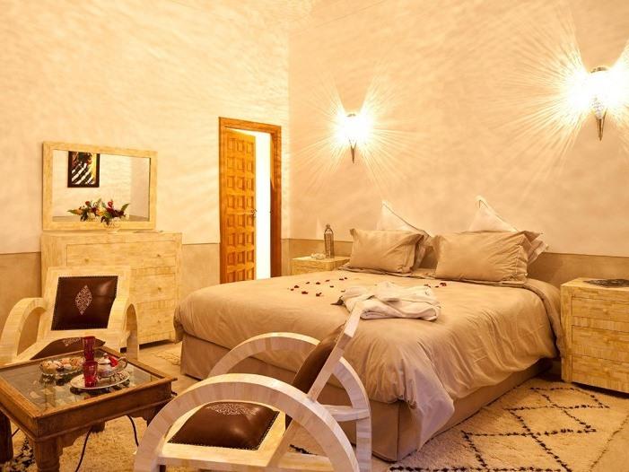 Double ou Twin-Suite-Salle de bain et douche-Patio-1er etage- Jasmin