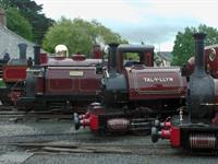 The Talyllyn Railway