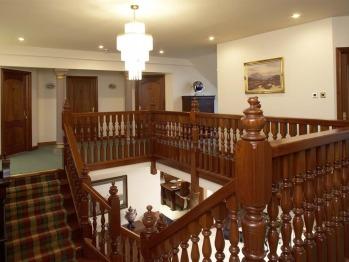 Springburn  1st floor hall
