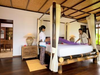 Villa Room 3 - King Bedroom
