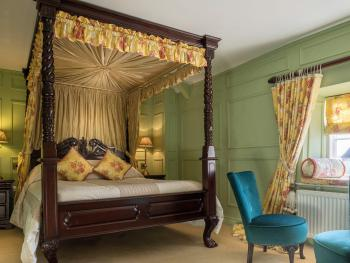Belasyse - Double room - Ensuite, Four Poster Bed