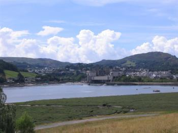 Conwy from Bird Reserve