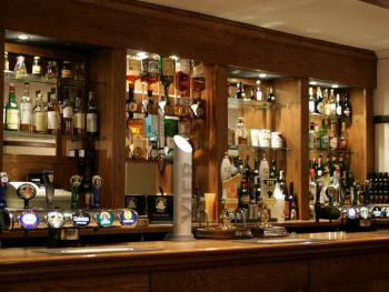 Main Bar - The Royal Lodge