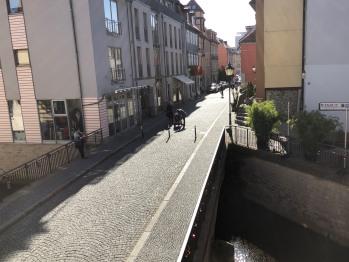 Blick Lange Brücke