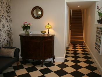 Entrance Hallway And Reception Area