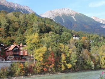 Heimgartl in der Tiroler Bergwelt