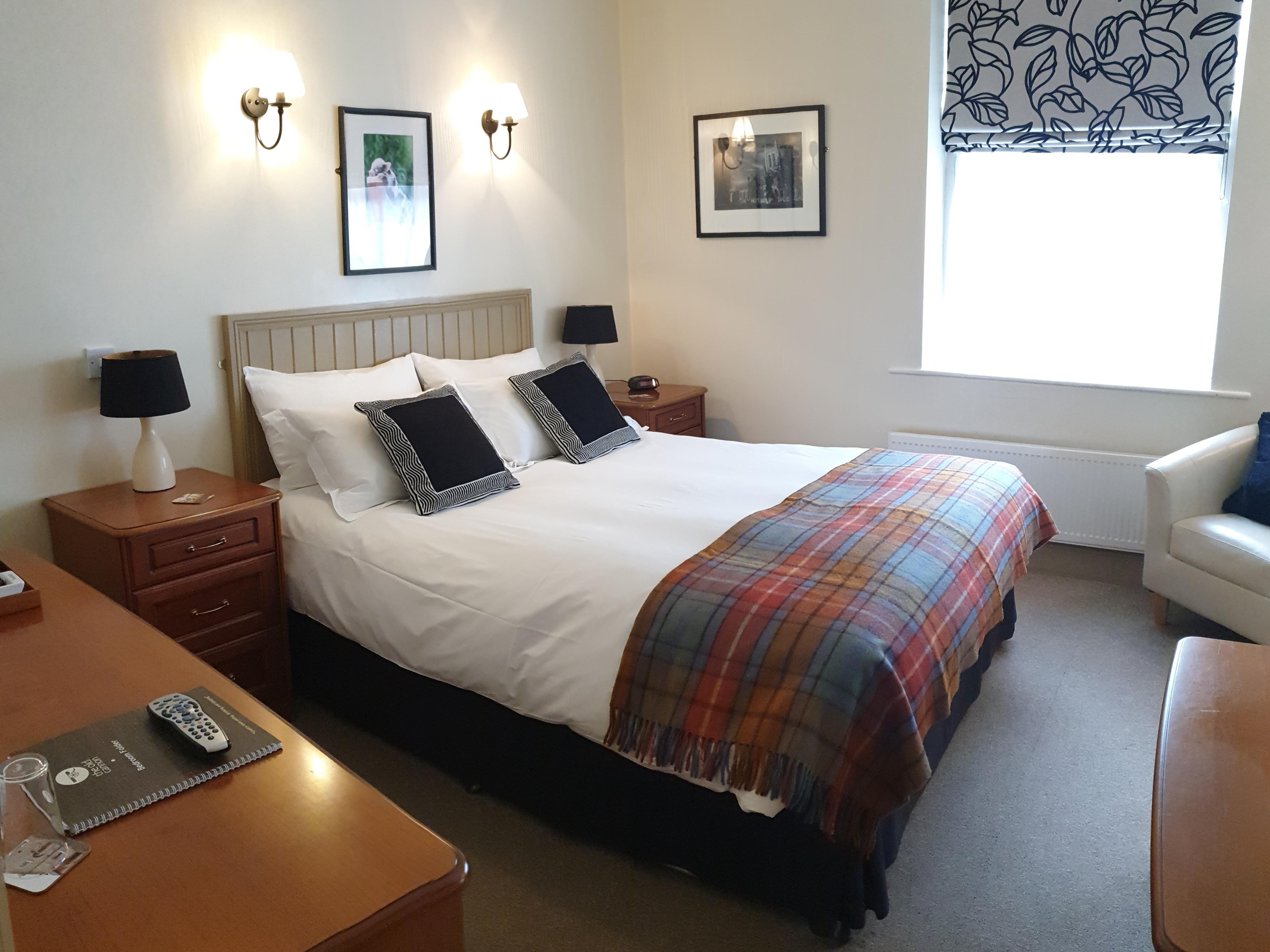 Double room-King-Ensuite - Base Rate