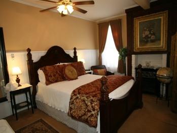 Bordeaux Suite Bedroom