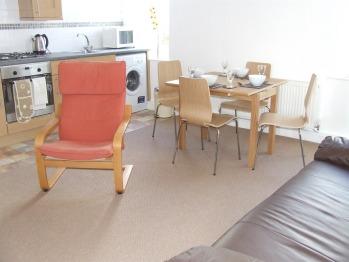 flat 7 Dining/Kitchen
