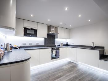The Westminster Suite - Kitchen