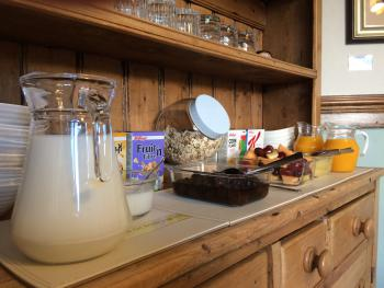 Help Yourself to our Breakfast Room Buffet