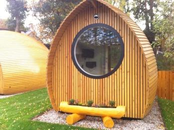 Double room-Ensuite-Garden Pod