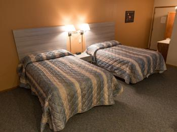 Guest House (Motel) - 2 Double Beds
