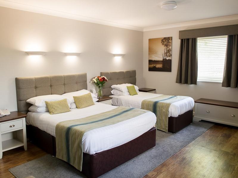Family | Ensuite | Double Occupancy only