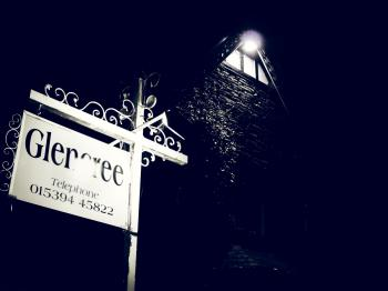 Glencree by night