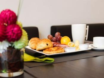 Petit Déjeuner Buffet servi de 06h30 à 10h30