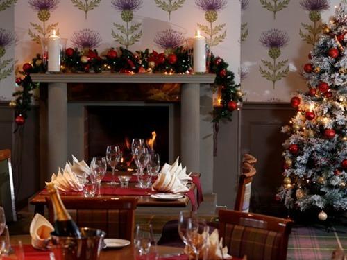 Christmas at Kirkhouse Inn