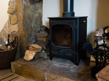 Log burner Poppy Cottage