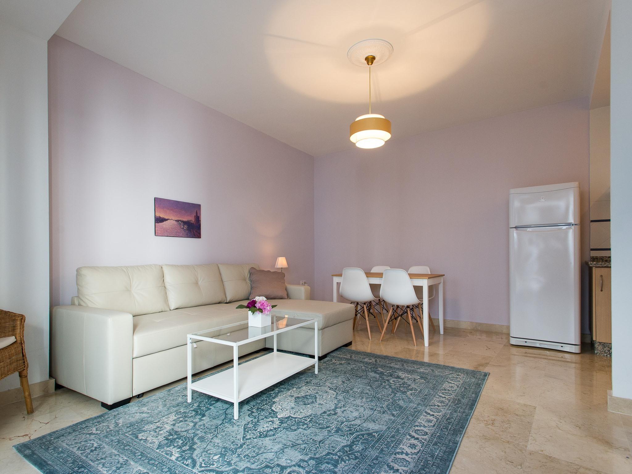 Apartamento-2B FELIPE 4 PAX-Confortable-Baño con ducha-Balcón - Tarifa Base