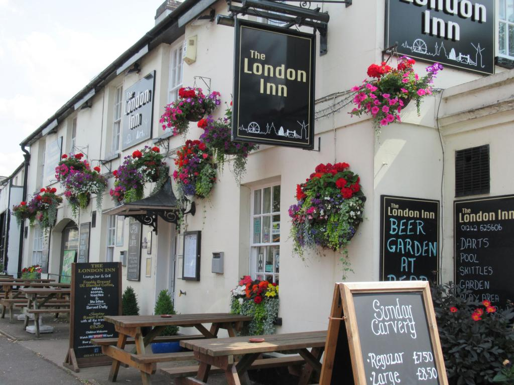 London Inn Cheltenham Homepage