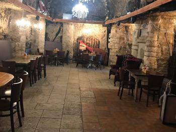 The cave restaurant