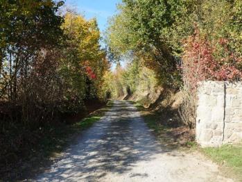 Chemin de l'Escale du Bocage