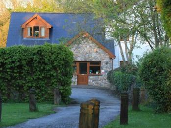 Ballas Farm Country Guest House - Entrance