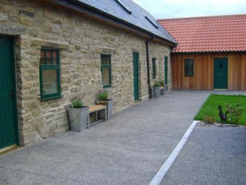 Park Farm - The Courtyard