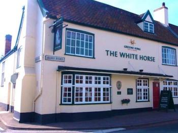 The White Horse -