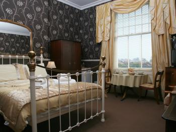 Double room-Deluxe-Ensuite-Lovely View