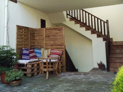 Apartamentos Nevandi vista exterior partamentos