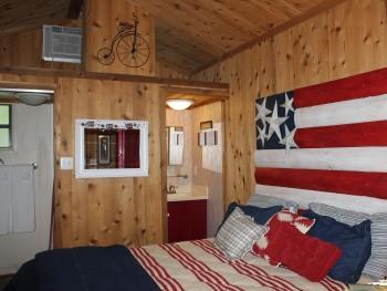 Mule Quarters Cabin 4