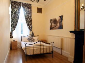 A typical double room