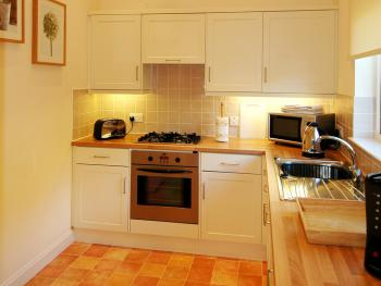 Each kitchen is fully fitted and includes a microwave and dishwasher.