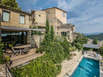 Villa Sunset in Gordes -