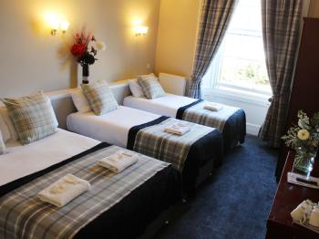 Playfair House Hotel - Spacious Family Room