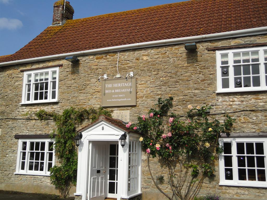 Lovely Stone Exterior of The Heritage Bed and Breakfast