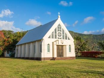 Eglise de Case Noyale, à 2 minutes de la résidence