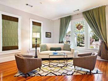 Suite 1 sitting room