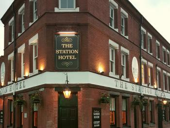 The Station Hotel - The Station Hotel, Hucknall