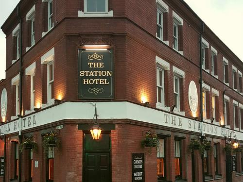 The Station Hotel, Hucknall