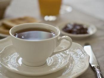 Porcelaine du petit déjeuner