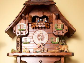 Black Forest Clock from Germany