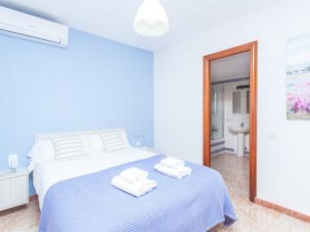 Apartamento-Confortable-Baño Privado-Castellar