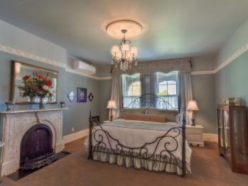 Lady Elizabeth Suite - King Bed