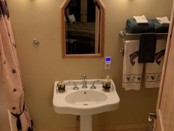 Fishing Hole Bathroom