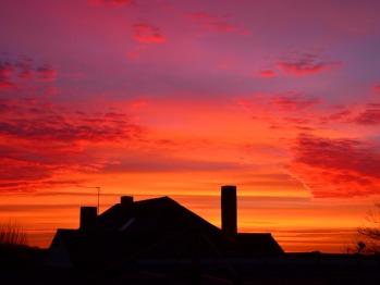 Sunrise from Belle Vue