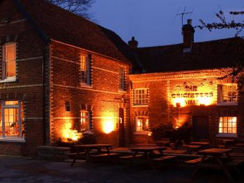 The Cricketers Arms -