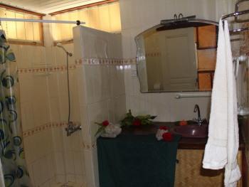 Salle de bain Bungalow jardin
