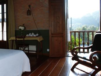 Habitación Doble especial con balcón